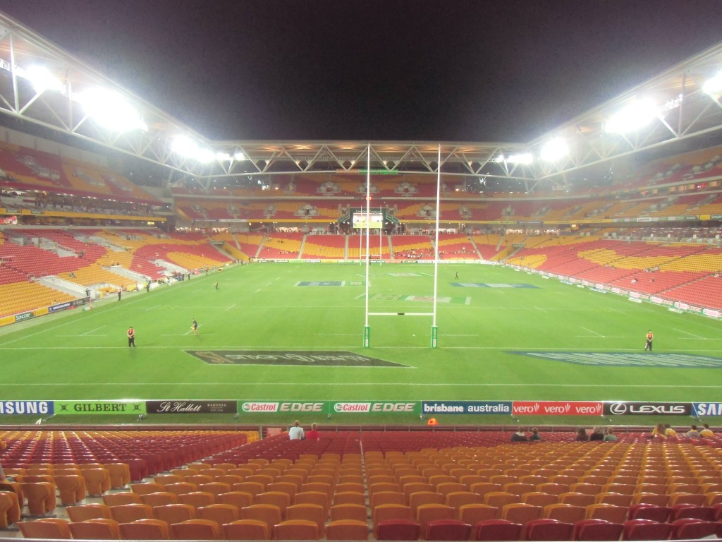 Suncorp Stadium Brisbane