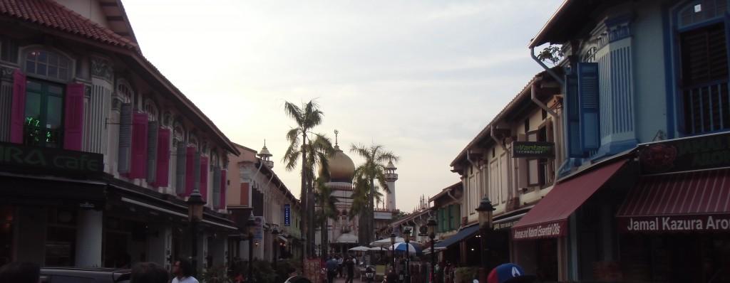 Arabic street Singapore