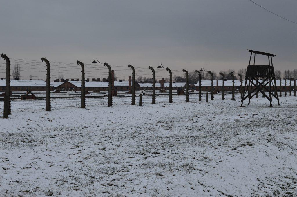 wachttoren Birkenau