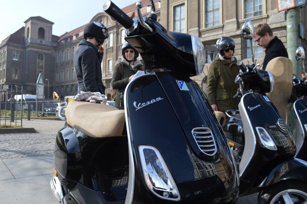 Tip weekend Berlijn scooter