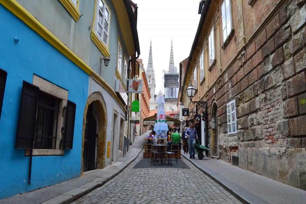 Stedentrip Zagreb