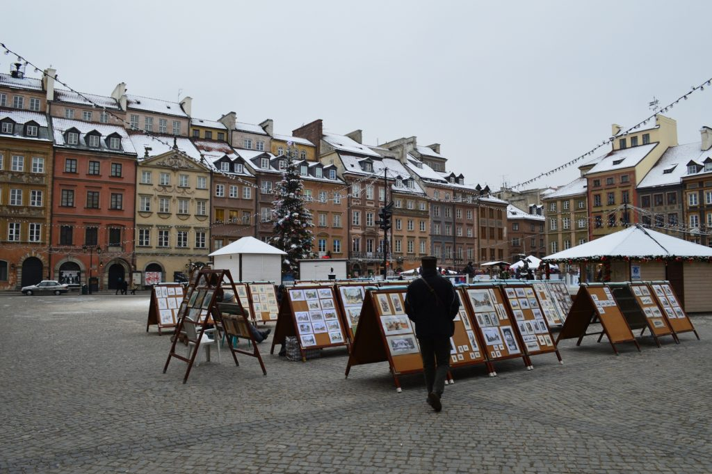 Rynek Starego Miasta Warschau