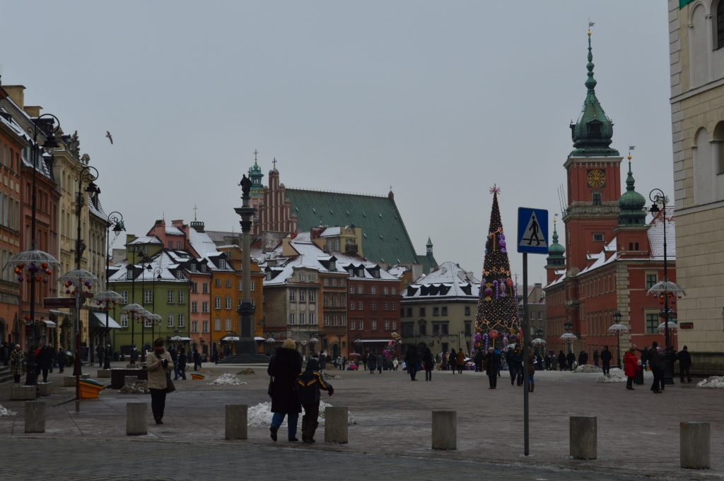 Stare Miasto Warschau