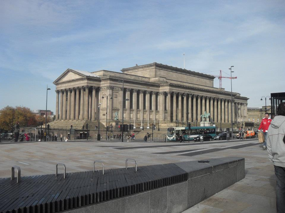 Liverpool Georges Hall