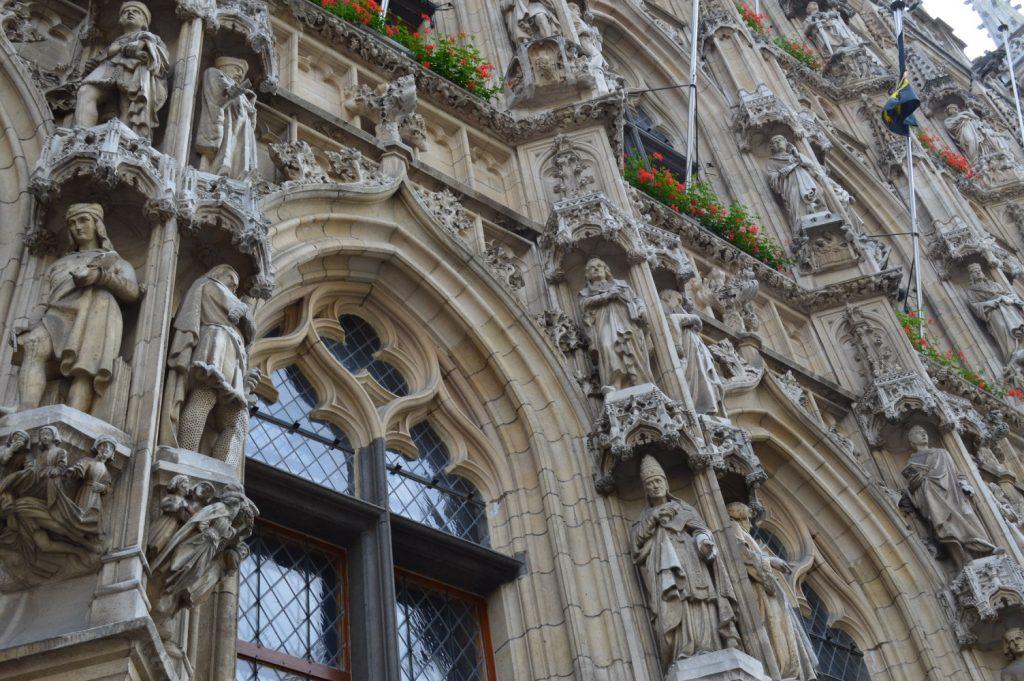 Stadhuis Leuven details