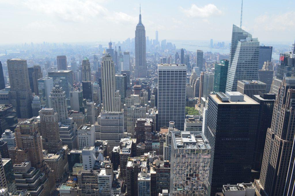 Goedkoop naar New York
