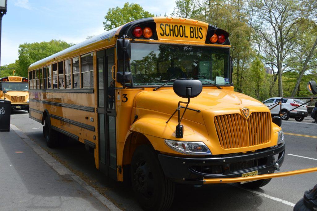 School Bus New York