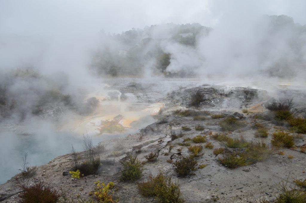 Thermale wonderen Rotorua