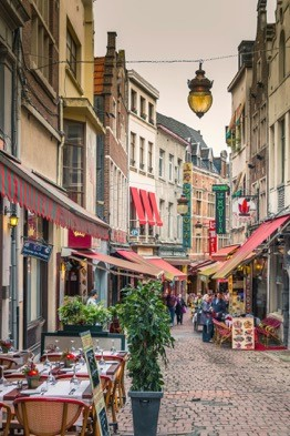 Brussels stedentrip