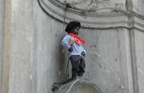 Manneken Pis Brussel