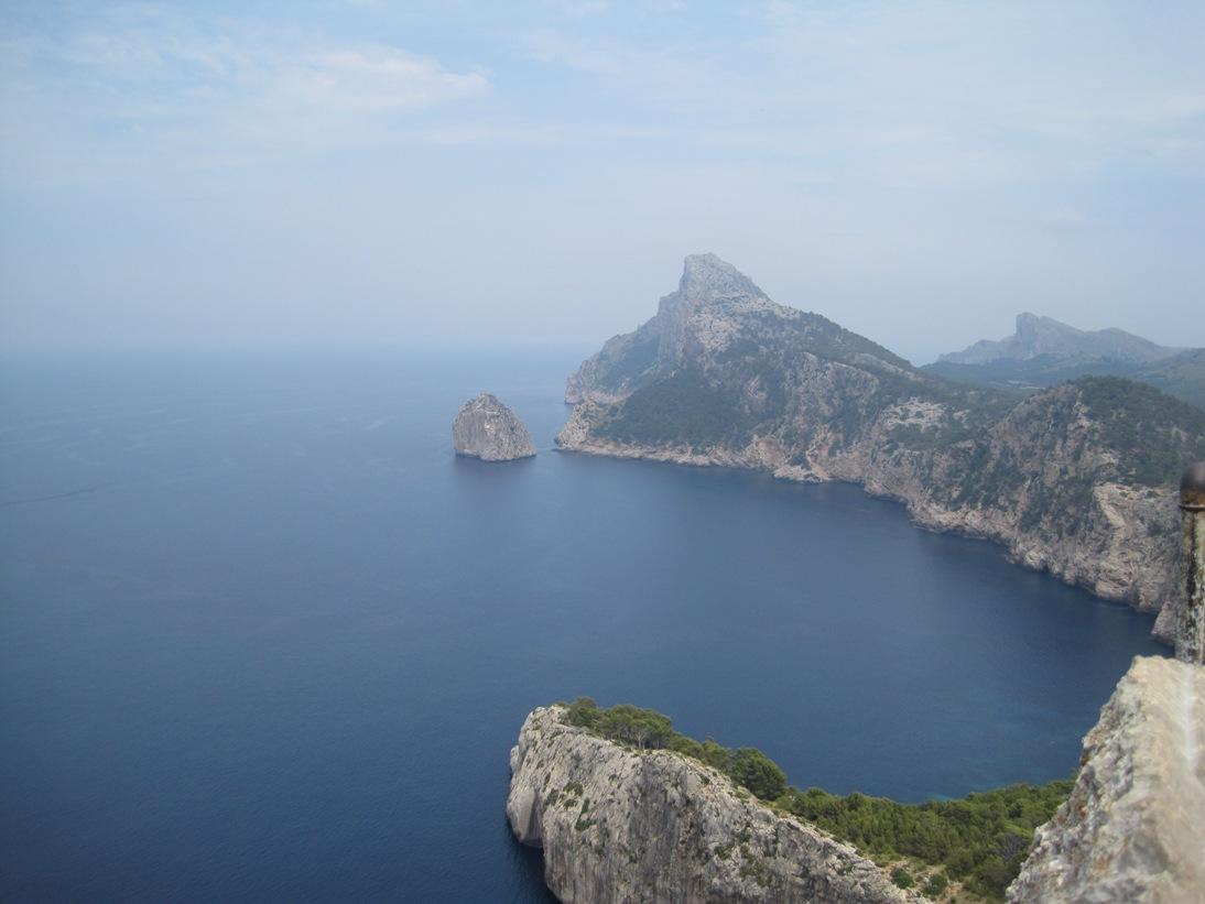 Uitkijkpunt Mallorca