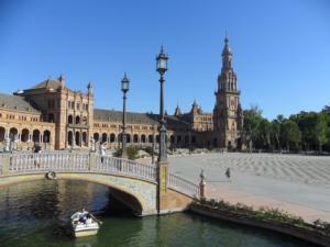Sevilla Spanje
