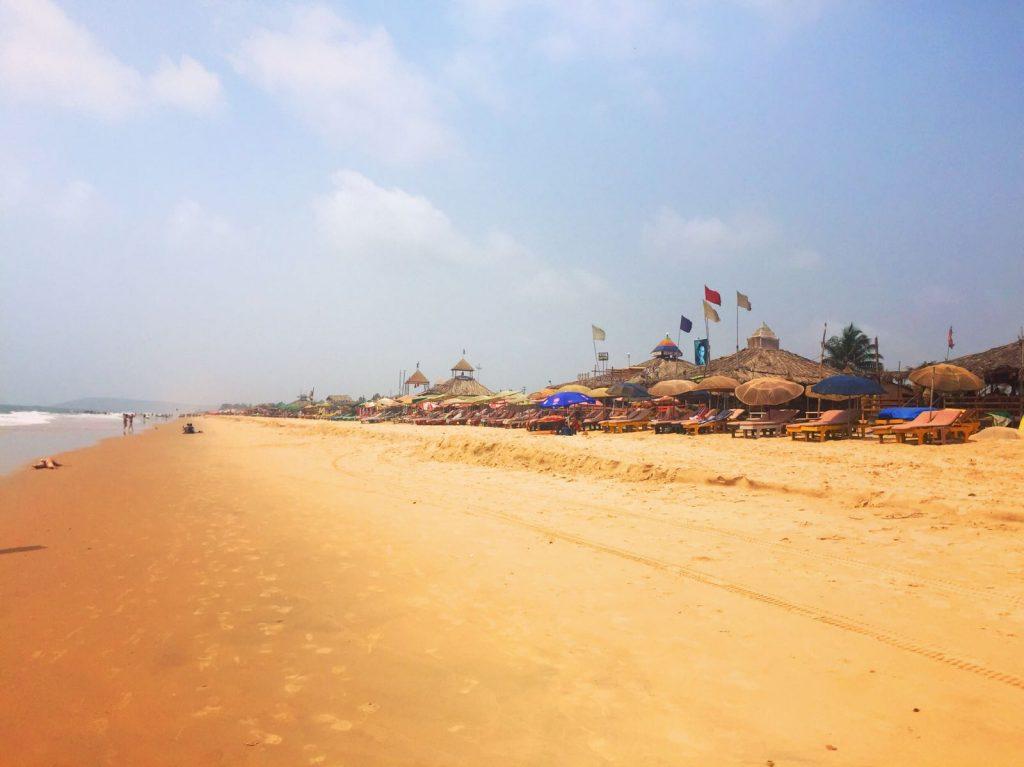 India strand